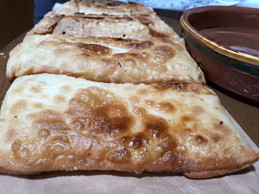 Τσαΐτι με τυρί (Λακωνίας)